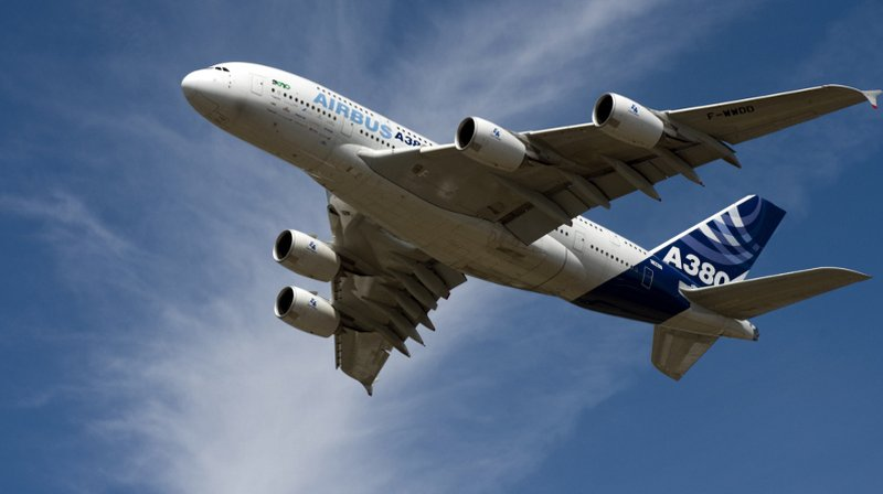 Airbus said it would stop deliveries of the A380 superjumbo in 2021