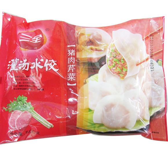 Image result for 三全灌汤水饺