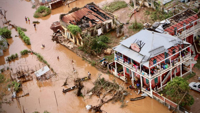 Image result for mozambique cyclone idai