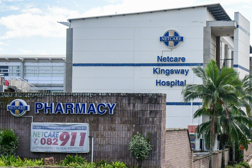 A general view of  Netcare Kingsway Hospital in Durban. (Darren Stewart/Gallo Images)