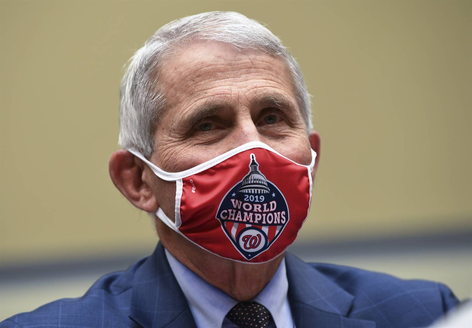 US infectious diseases expert Anthony Fauci.