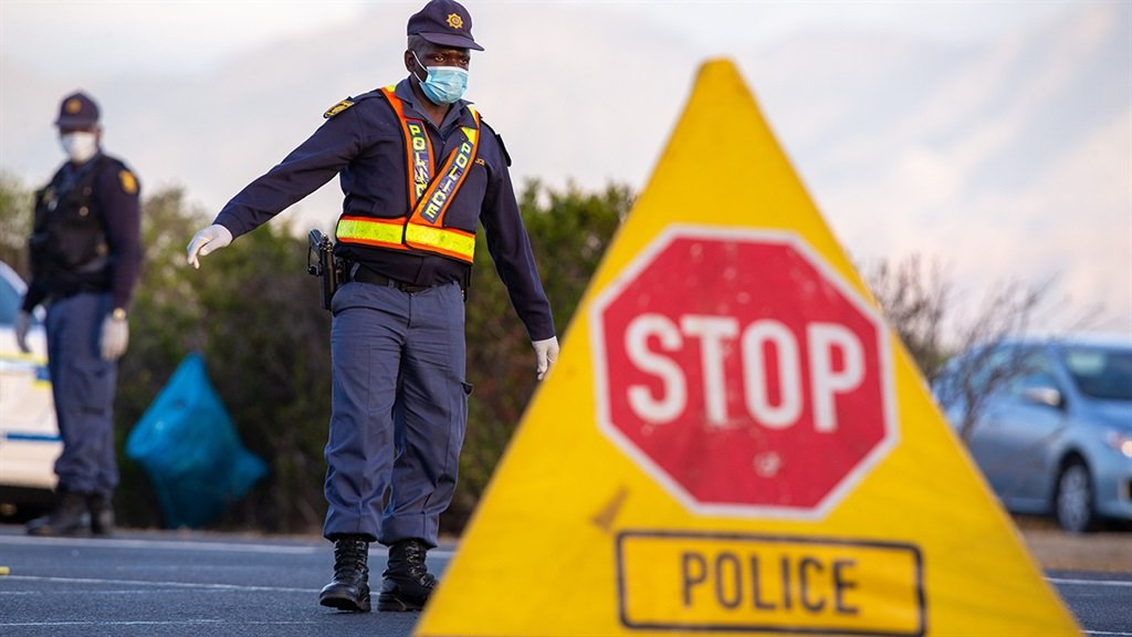 Fines for breaking lockdown laws South Africa